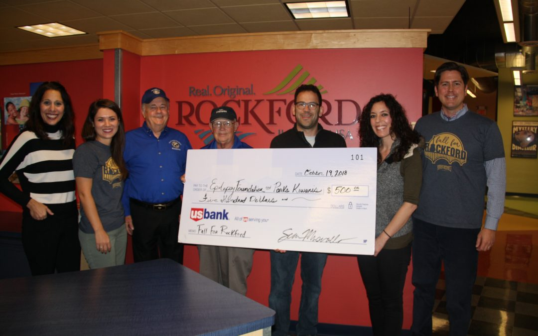 RIVER DISTRICT ASSOCIATION GIVES BACK AFTER FALL FOR ROCKFORD